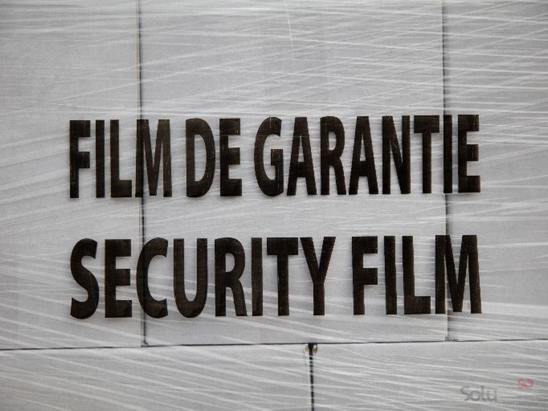 Film personnalisable
