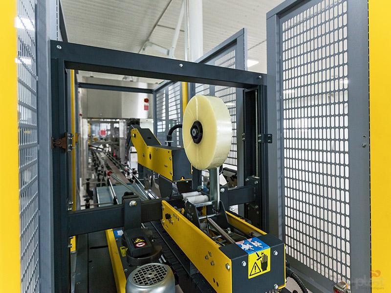 Rubans adhésifs pour machines
